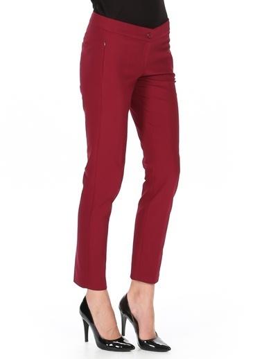 Cotton Bar Pantolon Fuşya